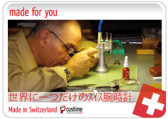 make your own swiss swatch